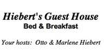 HIEBERT'S GUEST HOUSE Logo