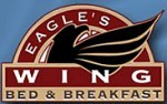 EAGLES WING - NIAGARA ON THE LAKE Logo