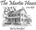 THE MARTIN HOUSE COTTAGE Logo
