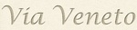 VIA VENETO - OLD TOWN Logo