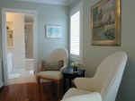 The Linden Sitting Area showing Ensuite